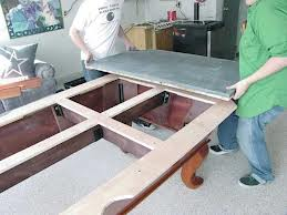 Pool table moves in Auburn New York