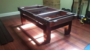 Correctly performing pool table installations, Auburn New York