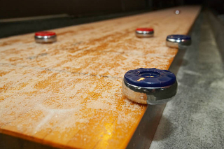 SOLO® Shuffleboard Movers Auburn NY, New York.